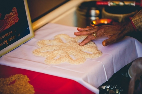 indian wedding photography grah shanti ceremony 2